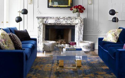 living room design Pantone's Classic Blue Inspired Modern Living Room Designs Pantones Classic Blue Inspired Modern Living Room Designs ft 480x300