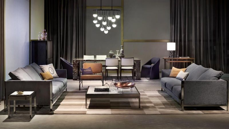 italian furniture brand Italian Furniture Brands That Are A Must In Your Luxury Home Trussardi Casa