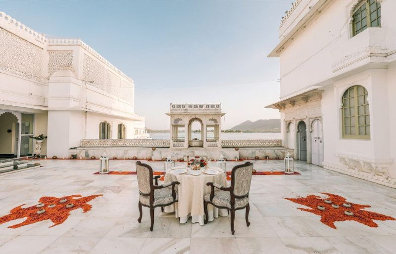 Former Royal Palaces That Were Transformed Into Luxury Hotels luxury hotel Former Royal Palaces That Were Transformed Into Luxury Hotels tajlake