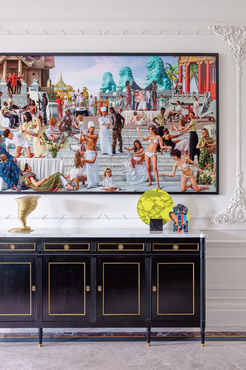 A Melbourne Private Mansion With A Plethora Of Gucci Decor (3) private mansion A Melbourne Private Mansion With A Plethora Of Gucci Decor A Melbourne Private Mansion With A Plethora Of Gucci Decor 3