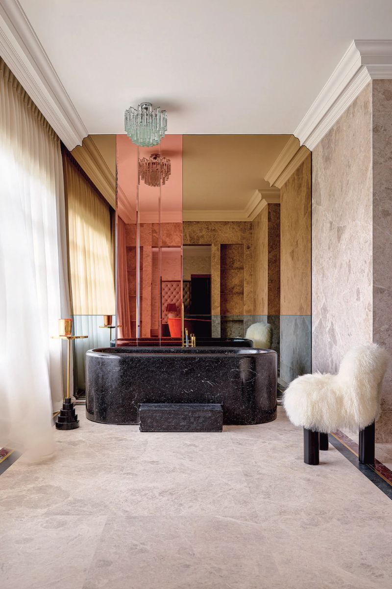 Channel Your Inner Gucci Lifestyle's Lover Throughout This Home Design home design Channel Your Inner Gucci Lifestyle's Lover Throughout This Home Design A Melbourne Private Mansion With A Plethora Of Gucci Decor 6