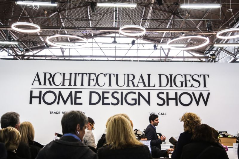 Ad Show 2020 Architectural Digest S Homage To Modern Design