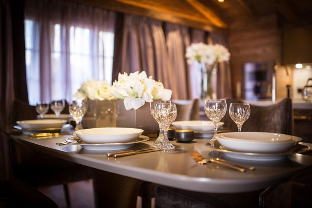 Exclusive Rustic Chalet In The Swiss Montains By Rougemont Interiors (1) rougemont interiors Empire Center Table Shines In This Rougemont Interiors Project Exclusive Rustic Chalet In The Swiss Montains By Rougemont Interiors 1