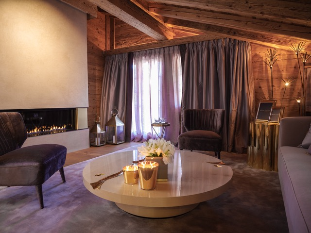 Exclusive Rustic Chalet In The Swiss Montains By Rougemont Interiors (2) rougemont interiors Empire Center Table Shines In This Rougemont Interiors Project Exclusive Rustic Chalet In The Swiss Montains By Rougemont Interiors 2