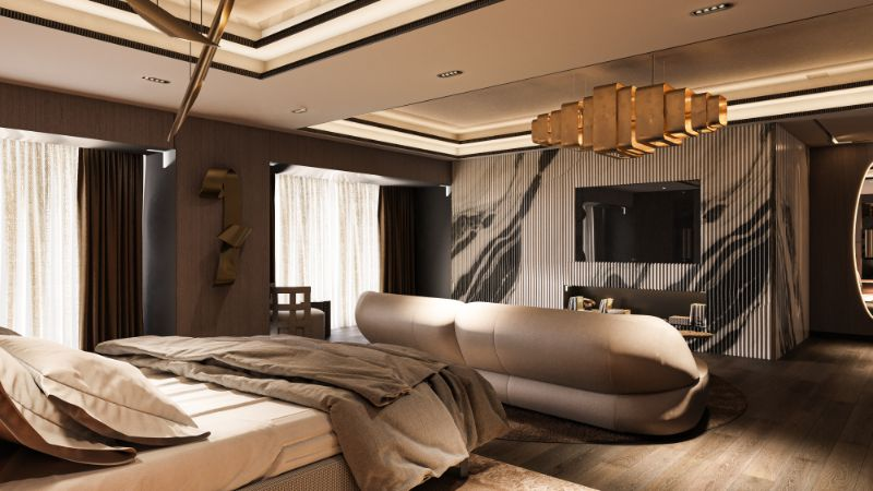 LuxuryFurniture And Uniquely EclecticInteriors From KKD.Studio