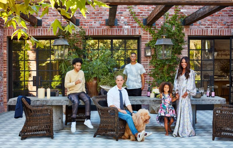 Nate Berkus and Jeremiah Brent Create A Dreamy Haven For An LA Family (13) nate berkus A Modern Familiy Home In LA By Nate Berkus and Jeremiah Brent Nate Berkus and Jeremiah Brent Create A Dreamy Haven For An LA Family 13