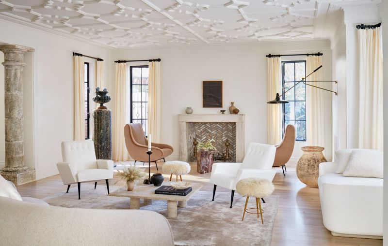 Nate Berkus and Jeremiah Brent Create A Dreamy Haven For An LA Family (6) nate berkus A Modern Familiy Home In LA By Nate Berkus and Jeremiah Brent Nate Berkus and Jeremiah Brent Create A Dreamy Haven For An LA Family 6