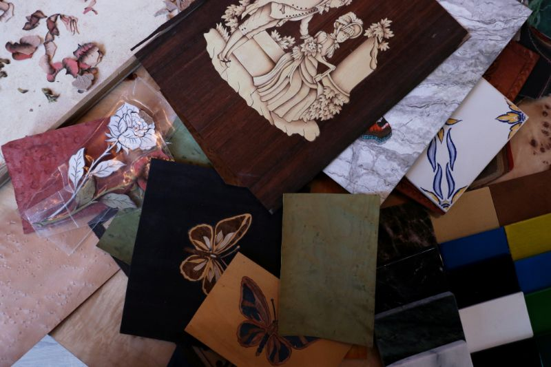 The Wonders Of Craftmanship - Details Of Marquetry (1) marquetry The Wonders Of Craftmanship – Details Of Marquetry The Wonders Of Craftmanship Details Of Marquetry 1