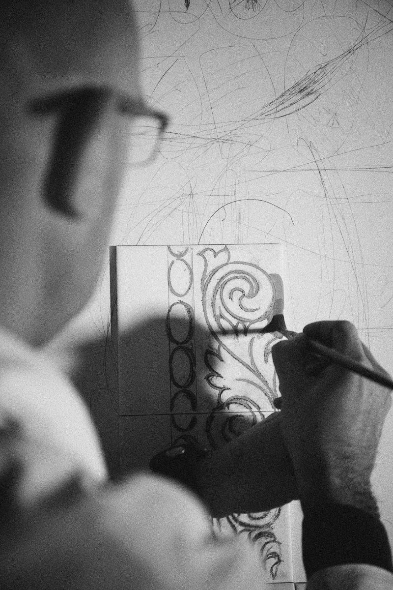The Wonders Of Craftsmanship - Details Of Hand-Painted Tiles (21) hand-painted tile The Wonders Of Craftsmanship – Details Of Hand-Painted Tiles The Wonders Of Craftsmanship Details Of Hand Painted Tiles 21