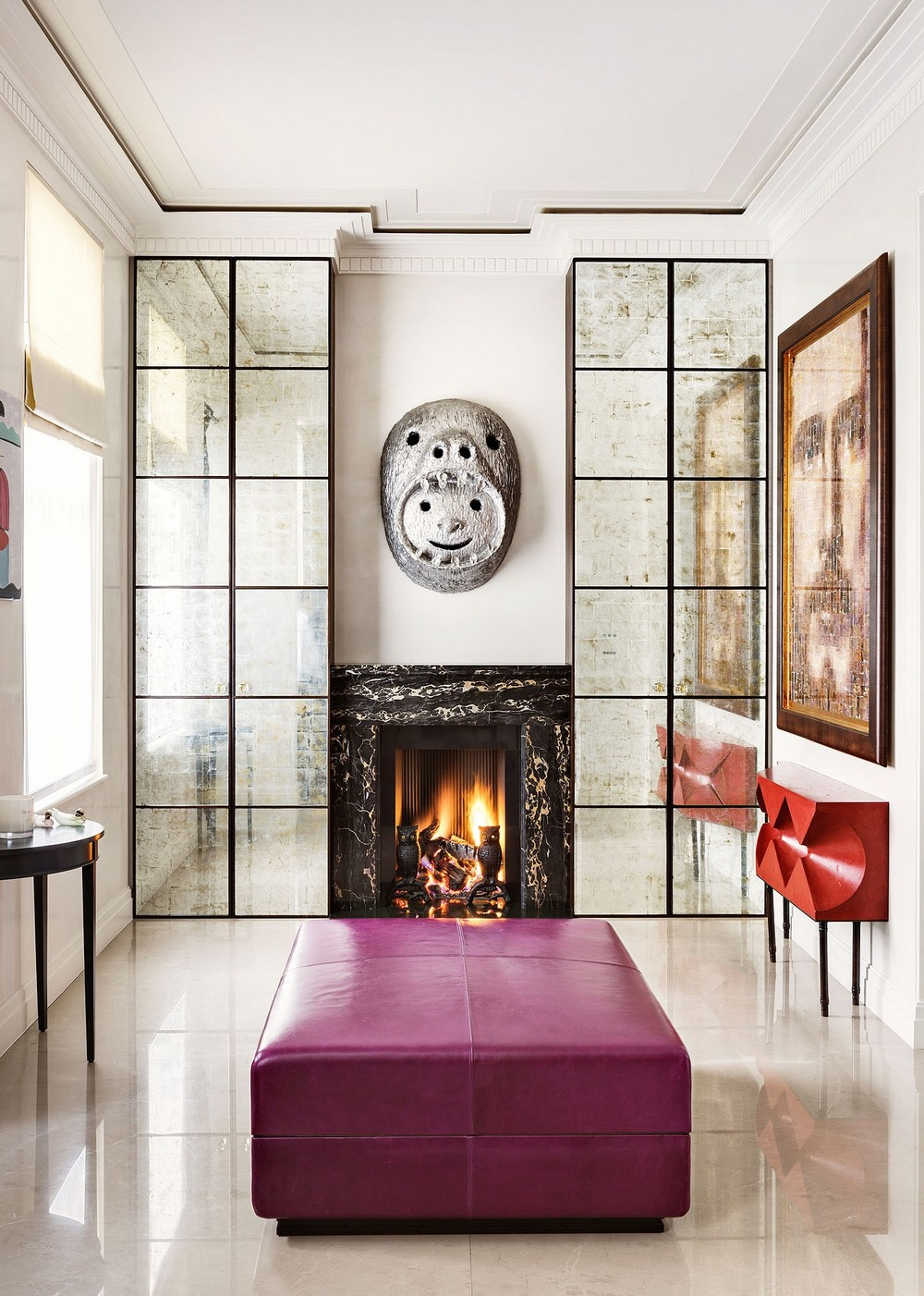 Francis Sultana's Most Dazzling And Iconic Interior Design Projects francis sultana Francis Sultana's Most Dazzling And Iconic Interior Design Projects family home belgravia