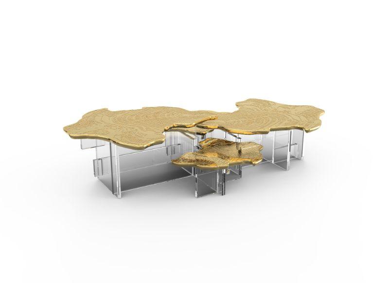 KKD.Studio's Creates EclecticInteriors With Unique Furniture Designs furniture design KKD.Studio's Creates EclecticInteriors With Unique Furniture Designs monet center table 01