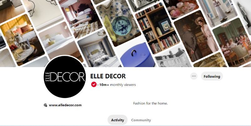 Pinterest Accounts That Fuel Our Daily Design Inspirations pinterest account 10 Pinterest Accounts That Fuel Our Daily Design Inspirations ELLE