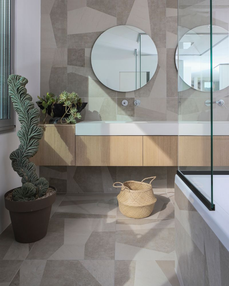 High-End Bathroom Designs For A Contemporary Home bathroom design High-End Bathroom Designs For A Contemporary Home claude cartier maison sur la saone 2