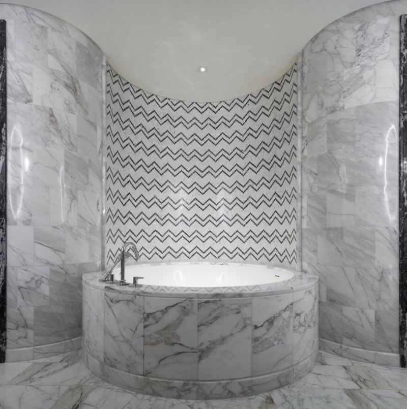 High-End Bathroom Designs For A Contemporary Home bathroom design High-End Bathroom Designs For A Contemporary Home david collins mandarin oriental