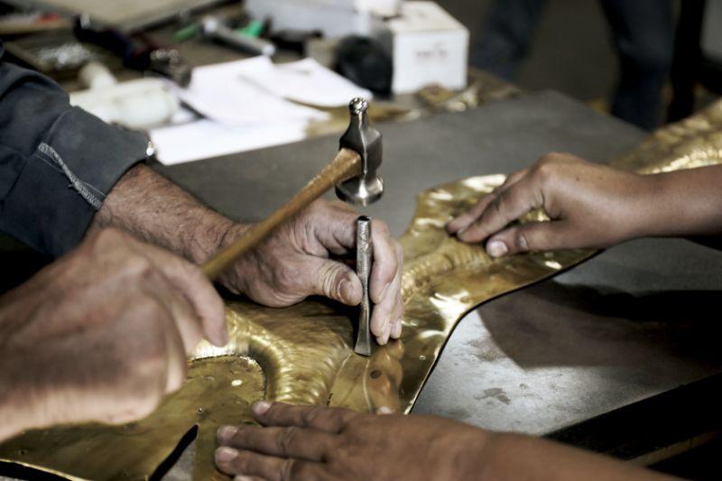 The Wonders Of Craftsmanship – Details Of Metalwork metalwork Craftsmanship In Luxury Design – Discover The Metalwork Technique eden 1