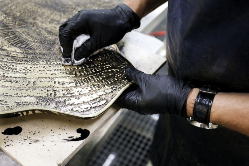 metalwork Craftsmanship In Luxury Design – Discover The Metalwork Technique eden 3