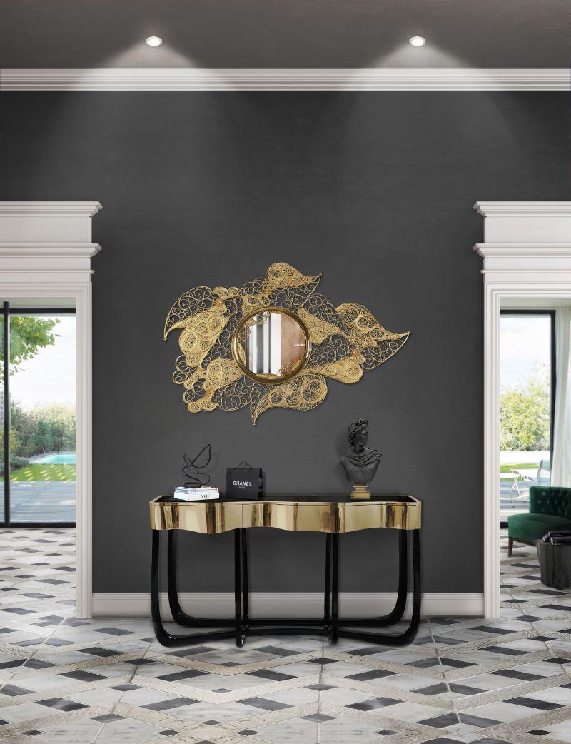boca do lobo Intricate And Detailed Design – Discover Boca do Lobo's Filigree Mirror filigree mirror hr 01