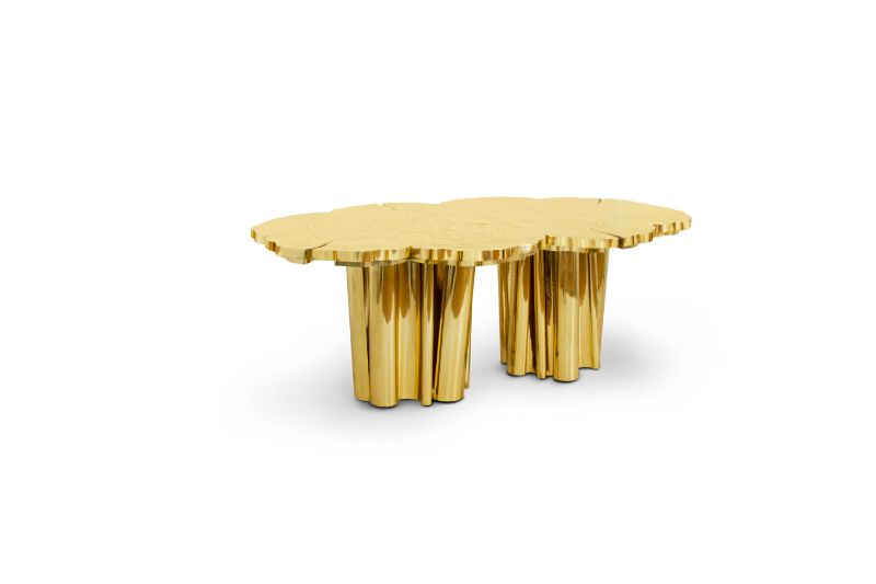 boca do lobo The Fortuna Dining Table: A Refined Statement Piece by Boca do Lobo fortuna 01 1