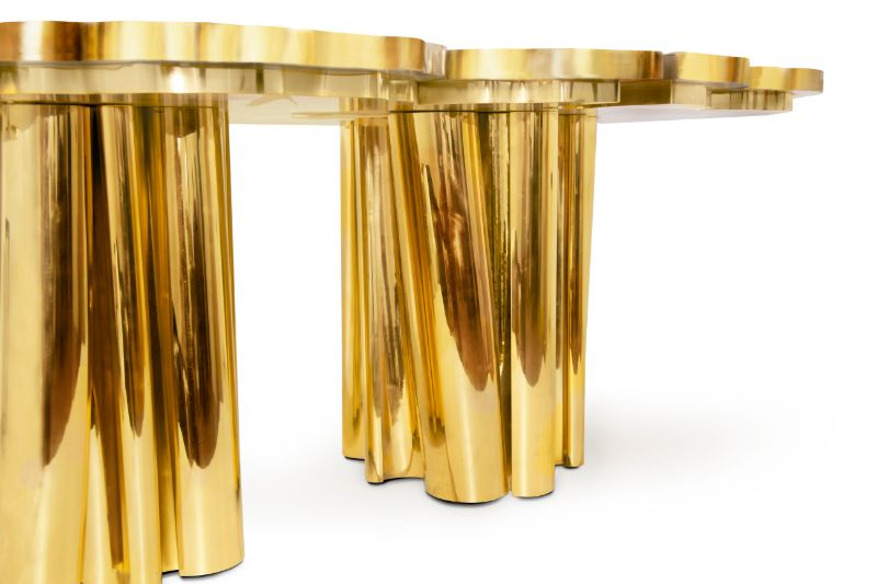 boca do lobo The Fortuna Dining Table: A Refined Statement Piece by Boca do Lobo fortuna 03