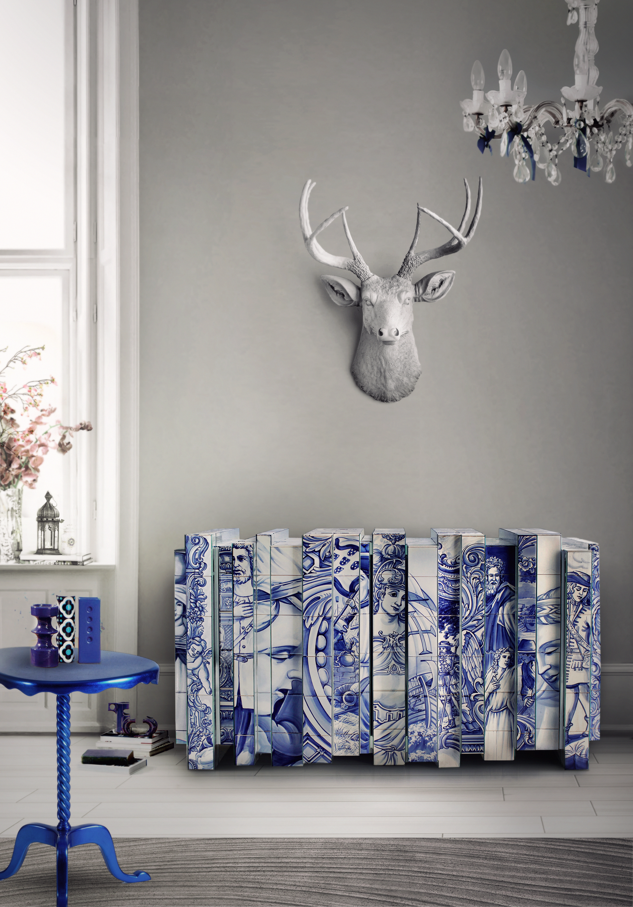 boca do lobo Celebrating 15 Years Of Boca do Lobo Through 15 Iconic Pieces heritage sideboard 07