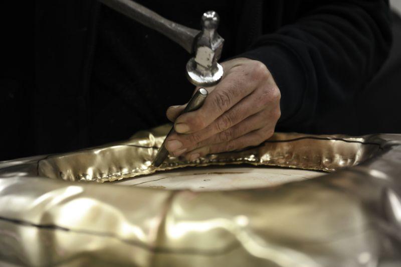The Wonders Of Craftsmanship – Details Of Metalwork metalwork Craftsmanship In Luxury Design – Discover The Metalwork Technique imperfectio 1