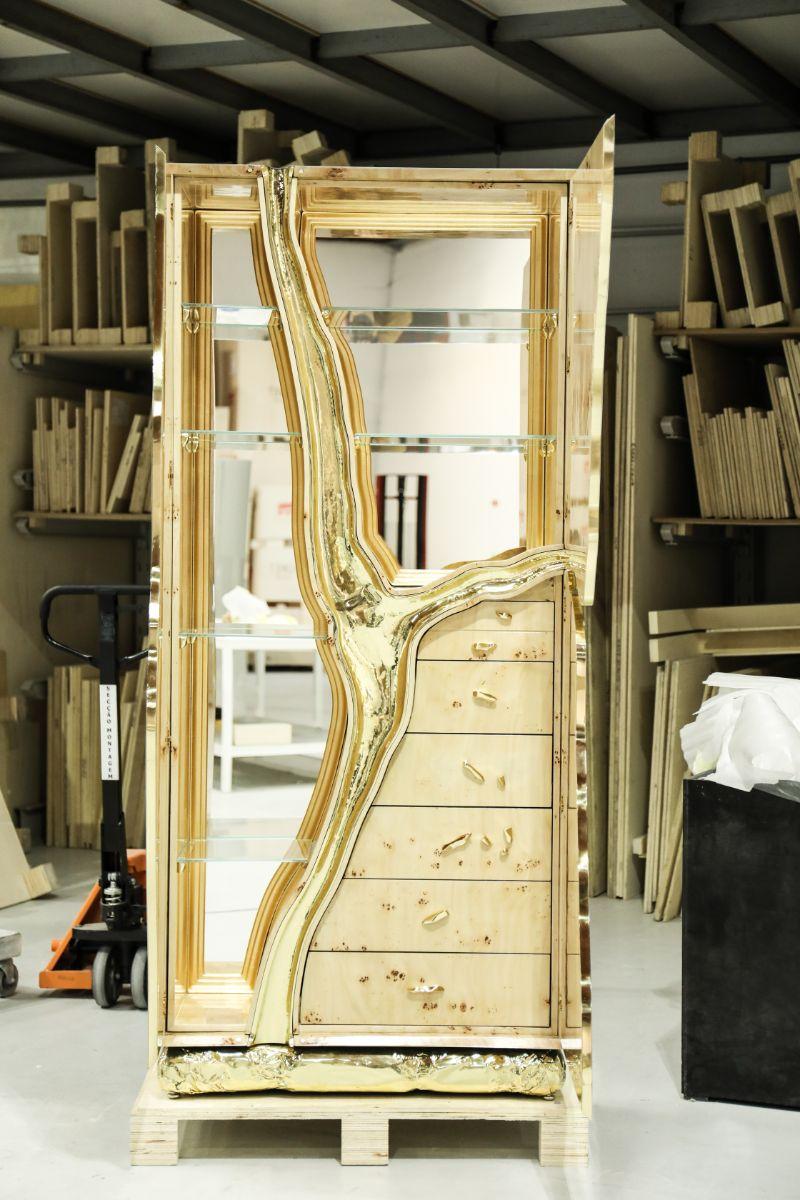 The Wonders Of Craftsmanship – Details Of Metalwork metalwork Craftsmanship In Luxury Design – Discover The Metalwork Technique lapiaz 3