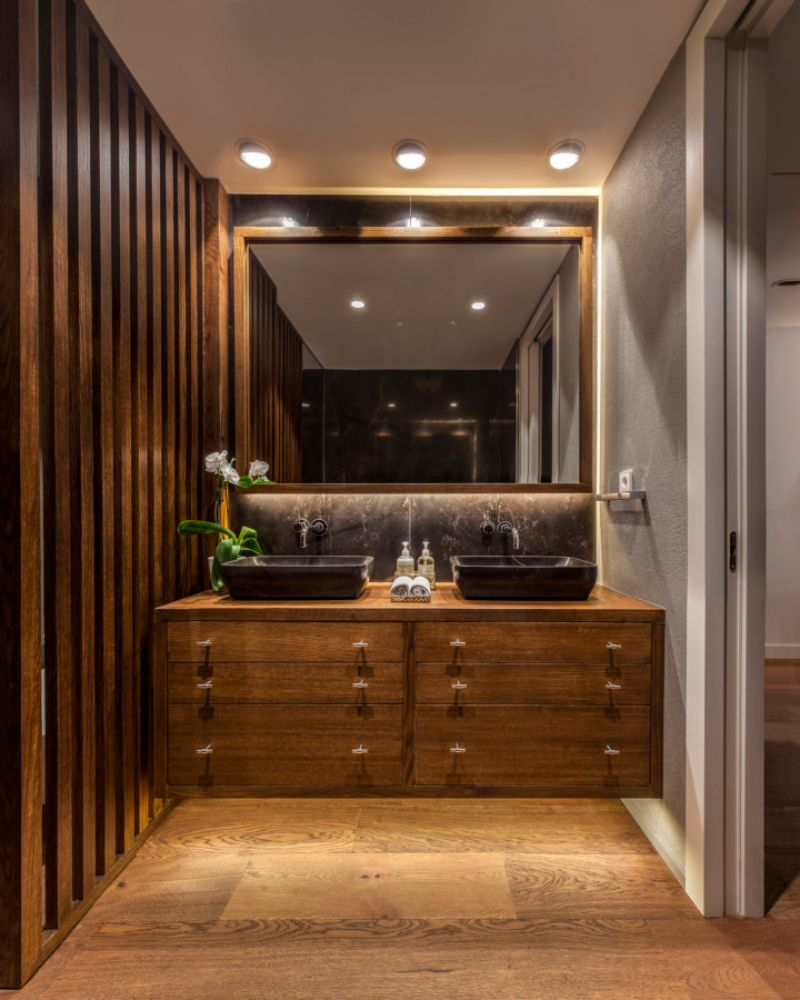 bathroom design High-End Bathroom Designs For A Contemporary Home marisa gallo 2