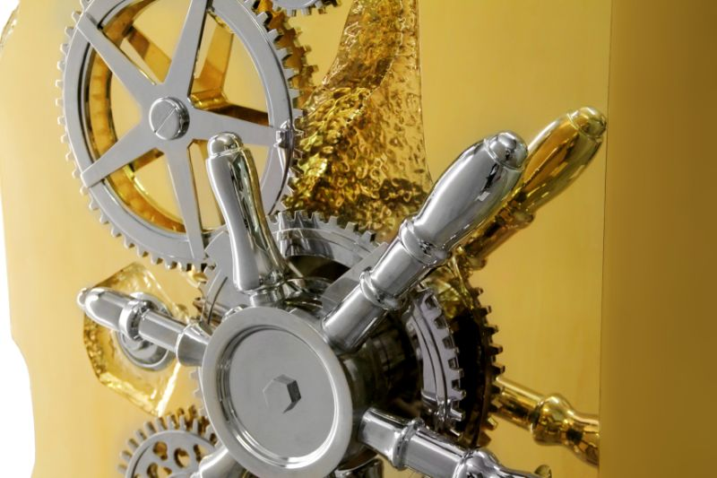metalwork Craftsmanship In Luxury Design – Discover The Metalwork Technique millionaire 2