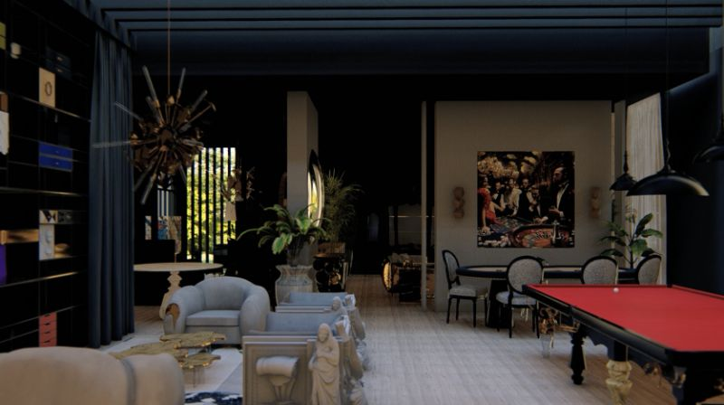 An Immersive Digital Experience To Celebrate 15 Years of Boca do Lobo boca do lobo Celebrate Boca do Lobo's 15 Years Throughout An Immersive Virtual Tour official house of boca do lobo 2