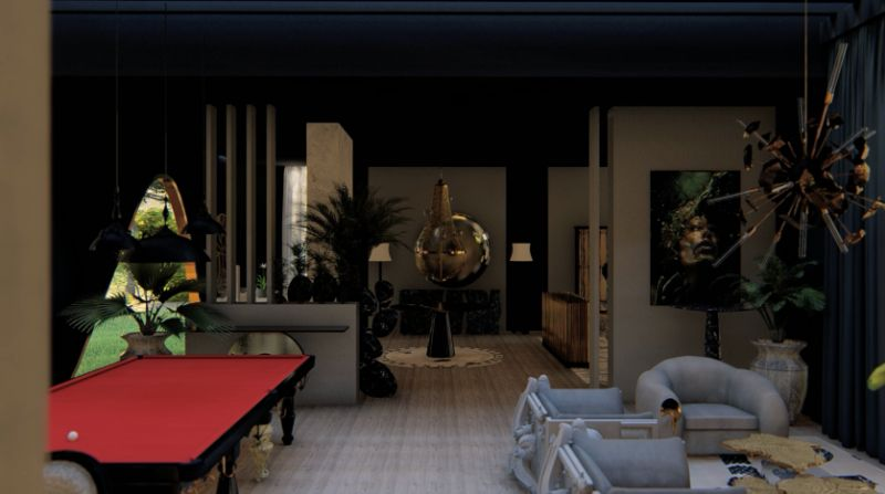 An Immersive Digital Experience To Celebrate 15 Years of Boca do Lobo boca do lobo Celebrate Boca do Lobo's 15 Years Throughout An Immersive Virtual Tour official house of boca do lobo 4