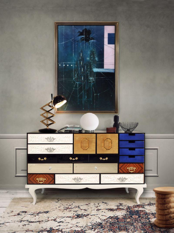 Boca do Lobo's Iconic Furniture Pieces: Soho Sideboard & Coleccionista boca do lobo Boca do Lobo's Iconic Furniture Pieces: Soho Sideboard & Coleccionista soho 1 1