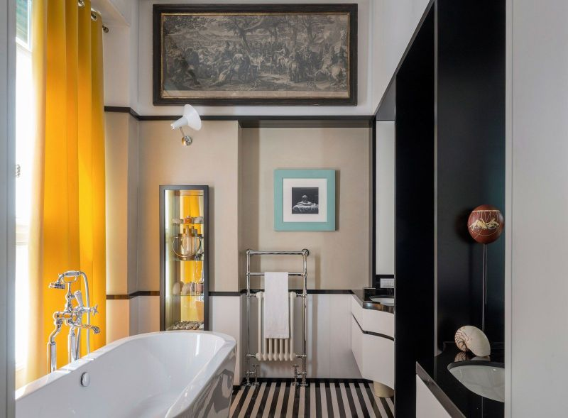 achille salvagni Achille Salvagni's Ode To His Glamorous Rome Apartment Achille Salvagni Honours His Rome Apartment With A Love Letter 9