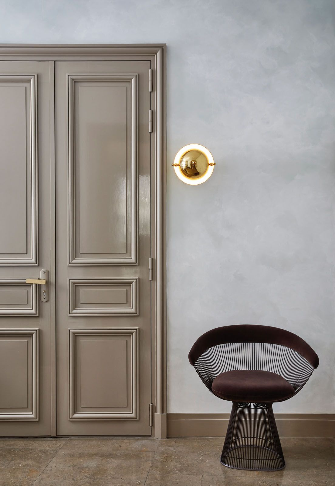 Champeau and Wilde Create Bring Modern Design To This Paris Apartment (3) champeau and wilde Champeau and Wilde Create Bring Modern Design To This Paris Apartment Champeau and Wilde Create Bring Modern Design To This Paris Apartment 3