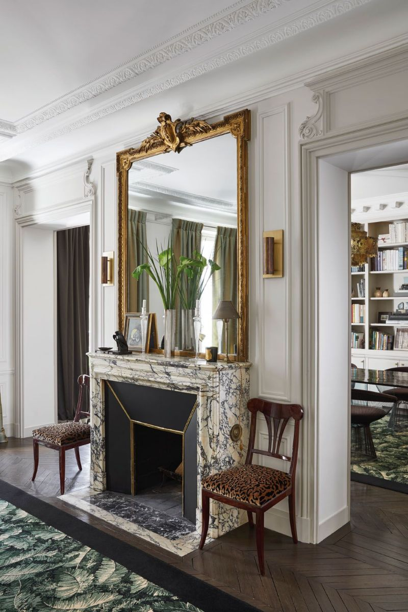 Champeau and Wilde Create Bring Modern Design To This Paris Apartment (8) champeau and wilde Champeau and Wilde Create Bring Modern Design To This Paris Apartment Champeau and Wilde Create Bring Modern Design To This Paris Apartment 8