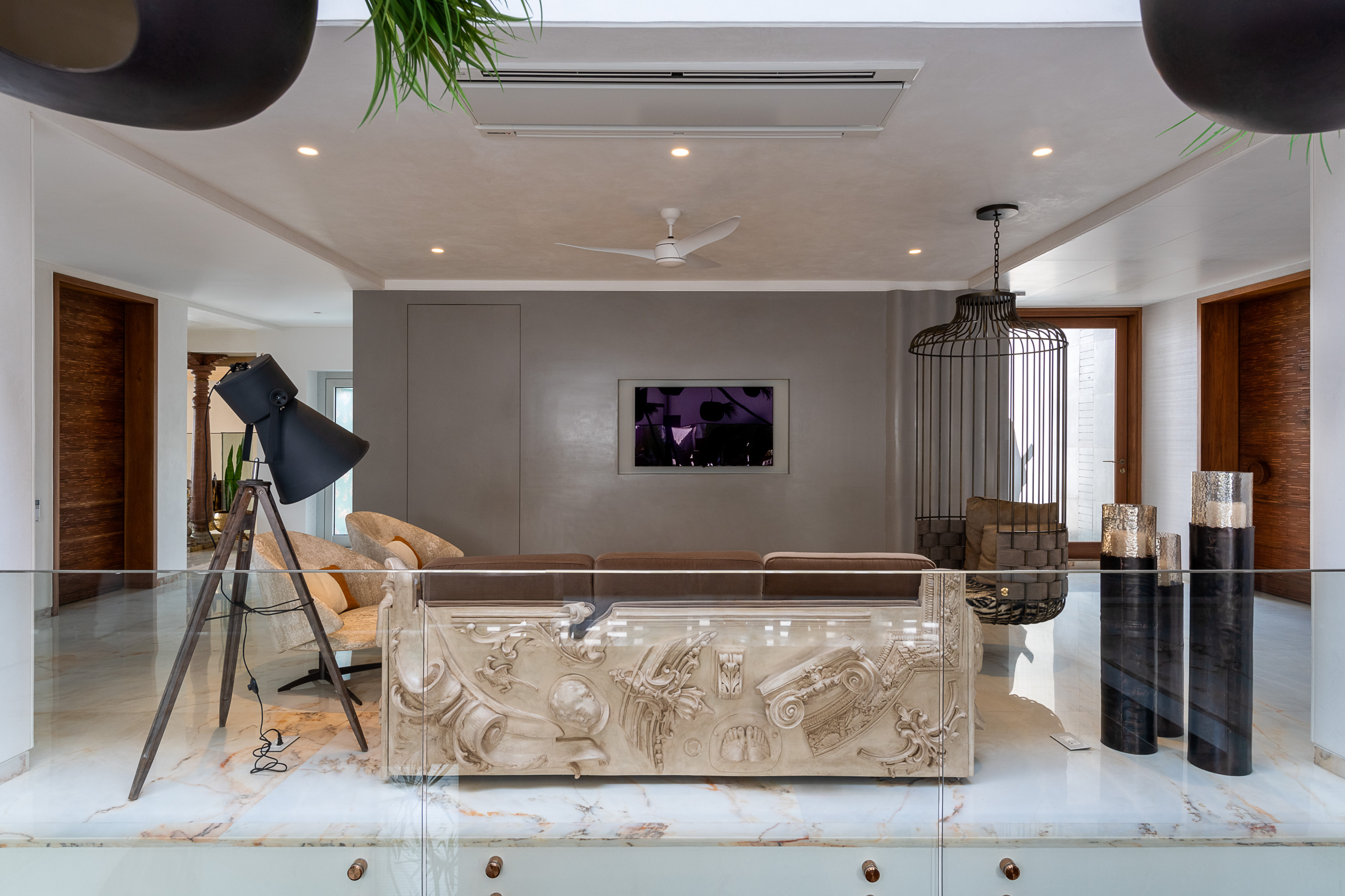 Sustainability Meets Luxury In This Private Residence by NA Architects (15) na architects NA Architects Design A Private Residence Where Copper Hues Reign Sustainability Meets Luxury In This Private Residence by NA Architects 15