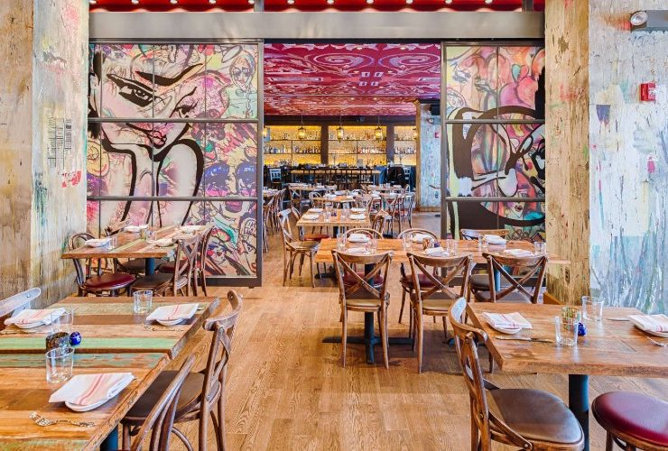 Restaurant Designs Where Contemporary Art Takes Centre Stage ft restaurant design Restaurant Designs Where Contemporary Art Takes Centre Stage Restaurant Designs Where Contemporary Art Takes Centre Stage ft 740x500