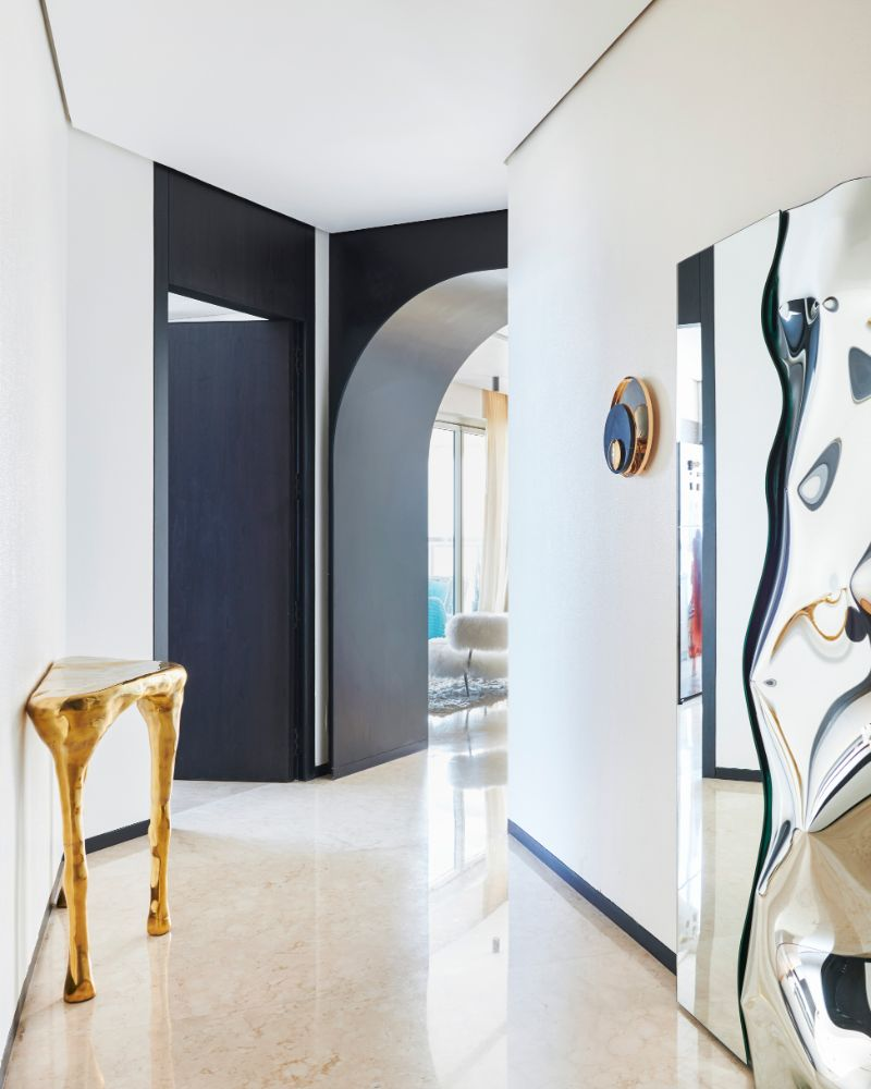 A Design Project That Captures The Essence Of Luxury Living (10) design project The Half Arc House – A Luxury Design Project A Design Project That Captures The Essence Of Luxury Living 10