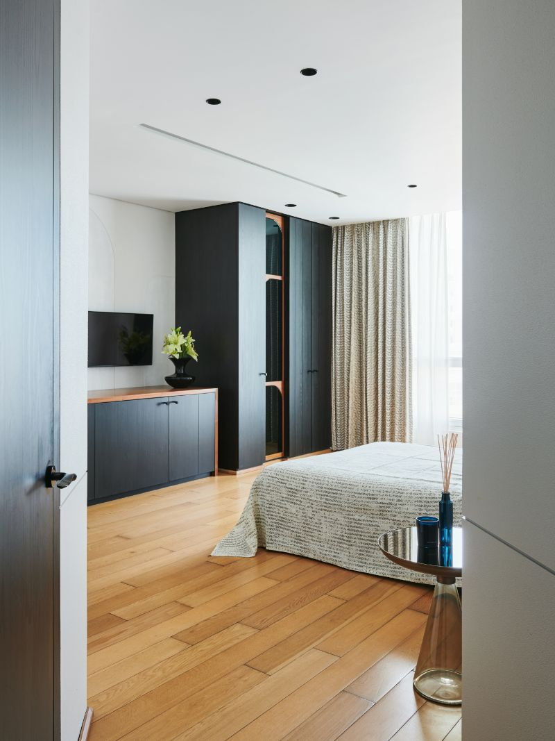 design project The Half Arc House – A Luxury Design Project A Design Project That Captures The Essence Of Luxury Living 7