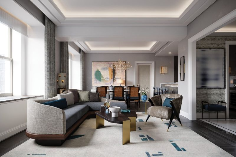 Classic Grandiosity And Modern Comfort By Jean-Louis Deniot (1) jean-louis deniot Classic Grandiosity And Modern Comfort By Jean-Louis Deniot Classic Grandiosity And Modern Comfort By Jean Louis Deniot 1