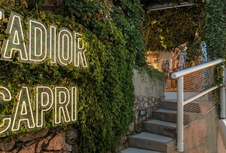 Dior Opens Pop-Up Store That Overlooks The Mediterranean Sea ft dior Dior Opens Pop-Up Store That Overlooks The Mediterranean Sea Dior Opens Pop Up Store That Overlooks The Mediterranean Sea ft 740x500