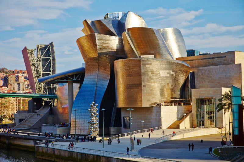 frank gehry Frank Gehry's Iconic Architectural Buildings Around The World Frank Gehrys Iconic Architectural Buildings Around The World 4