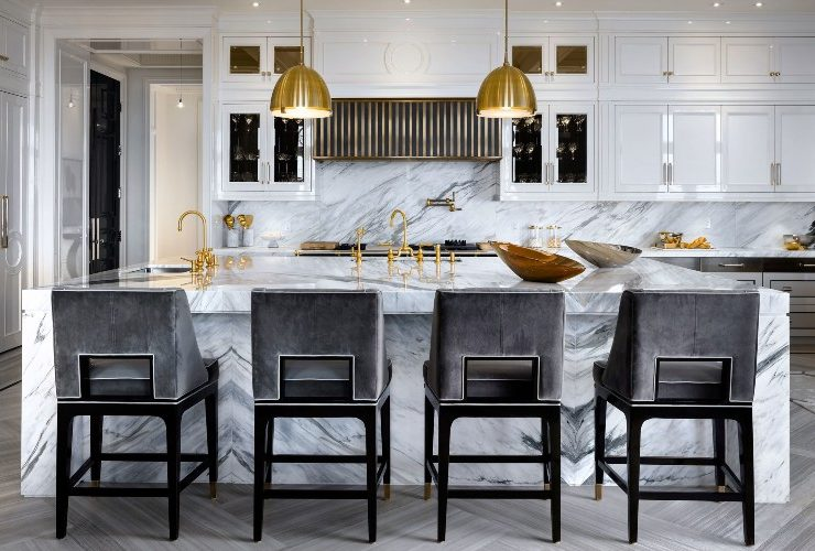 Modern Kitchen Ideas To Revamp Your Home Design ft modern kitchen Modern Kitchen Ideas To Revamp Your Home Design Modern Kitchen Ideas To Revamp Your Home Design ft 740x500