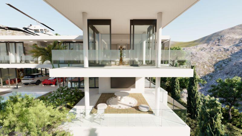 Boca do Lobo's Island Mansion, A Dream Villa In Capri (2) island mansion A $15 Million Island Mansion In Capri With World-Class Interiors Boca do Lobos Island Mansion A Dream Villa In Capri 2