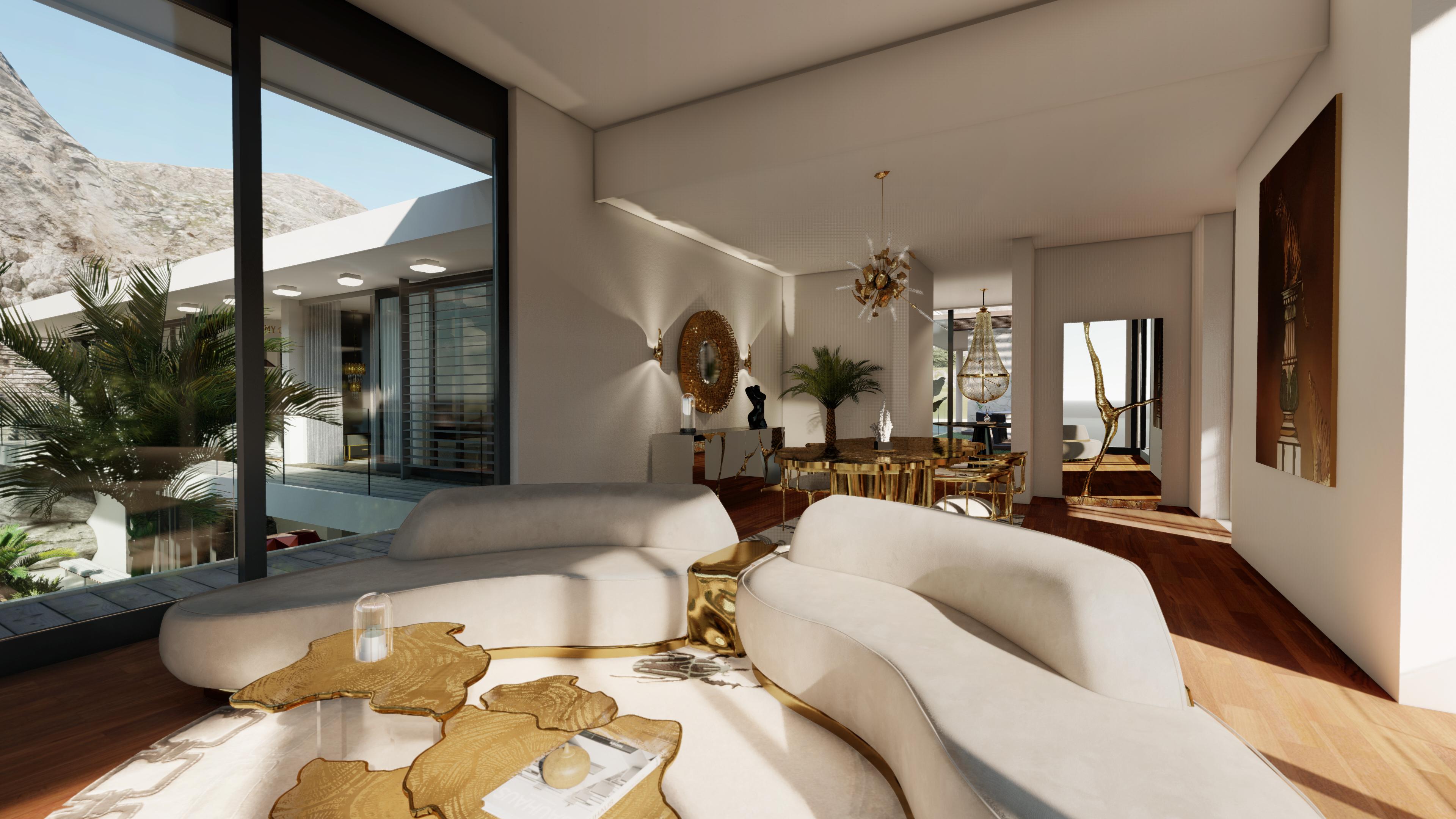 Boca do Lobo's Island Mansion, A Dream Villa In Capri (3)