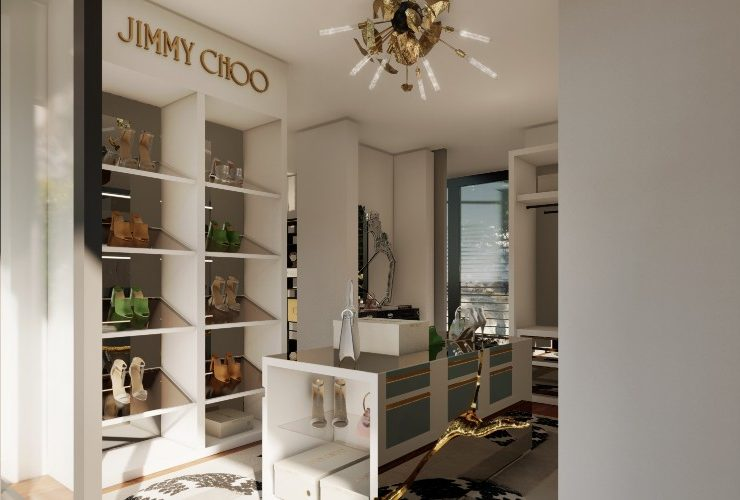 Tailored For You Boca do Lobo And Jimmy Choo's Luxury Walk-In Closet ft boca do lobo Tailored For You: Boca do Lobo And Jimmy Choo's Luxury Walk-In Closet Tailored For You Boca do Lobo And Jimmy Choos Luxury Walk In Closet ft 740x500