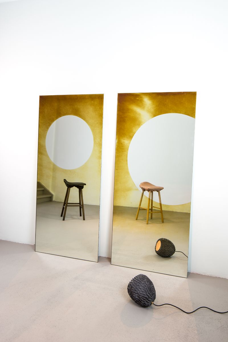 Paris Design Week 2020, A Run Down Of The Event's Highlights Eclipse Transience Mirrors Lex Pott David Derksen Transnatural Gallery Collectible Design Paris Design Week 2020
