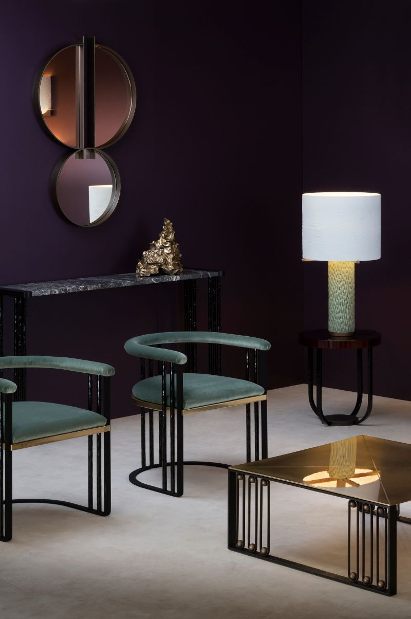 Paris Design Week 2020, A Run Down Of The Event's Highlights Humbert Poyet Metamorphosis Collection Maison Pouenat Paris Design Week 2020 2
