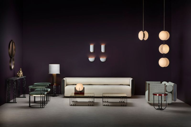 Paris Design Week 2020, A Run Down Of The Event's Highlights Humbert Poyet Metamorphosis Collection Maison Pouenat Paris Design Week 2020
