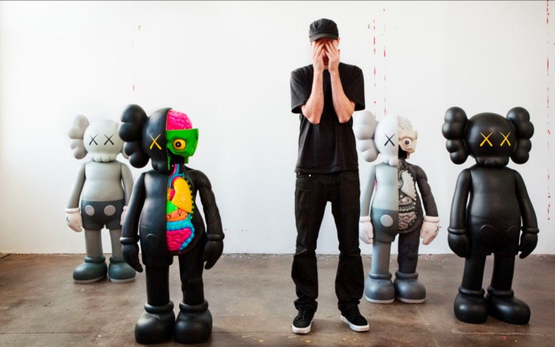 10 Things You Probably Didn't Know About KAWS kaws 10 Facts About Kaws That You Didn't Know (But Definitely Should) 10 Things You Probably Didnt Know About KAWS 1 1