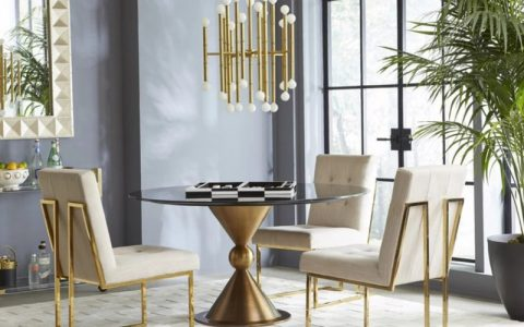 modern dining room Enhance A Fall/Winter Aesthetic In Your Modern Dining Room feature image 2020 10 06T115307